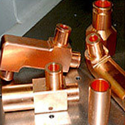 Copper Nickle Compresion Tubes