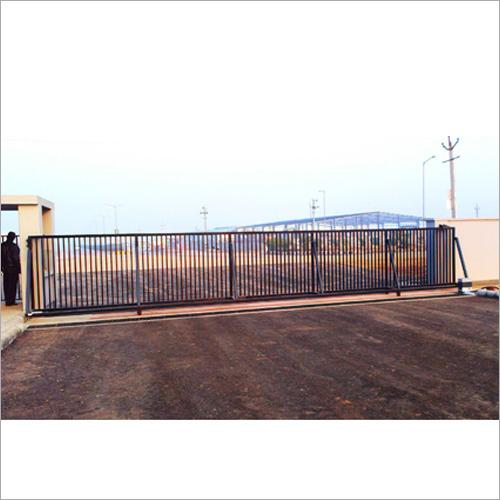 Remote Operated Gate