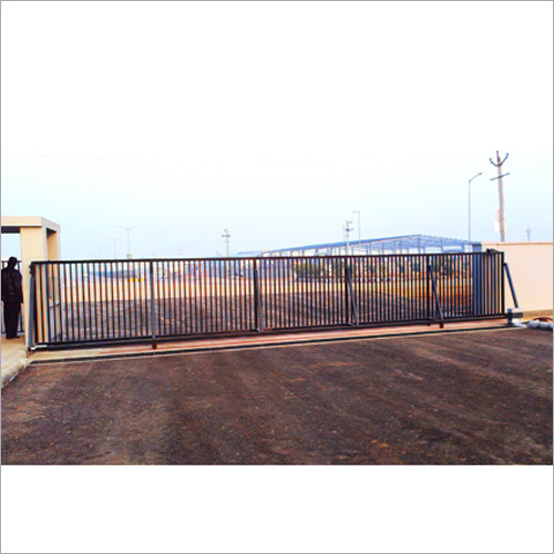 Remote Operated Gate