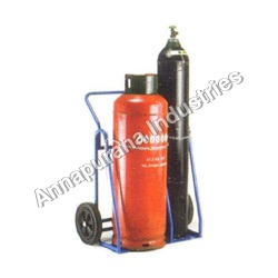 Gas Cylinder Trolley