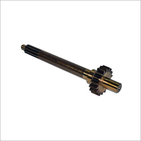 Pinion Main Drive Shaft Massey Tractor