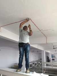 Fire Alarm System Installation 2