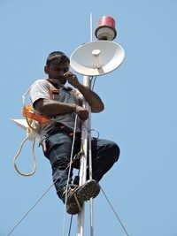Wireless Link Installation