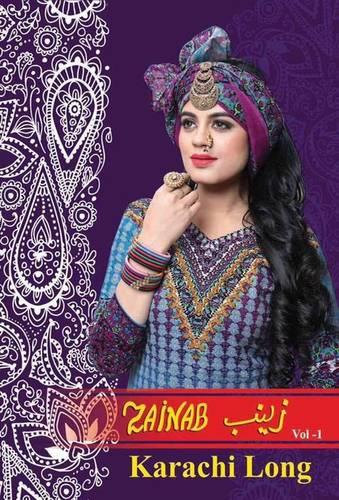 Zainab Salwar Suits Catalog