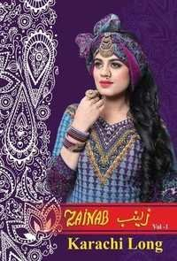 Zainab Salwar Suits Catalog