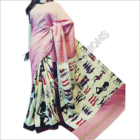 Khesh Gurjari Saree
