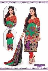 Latest Cotton Karachi Long Dress