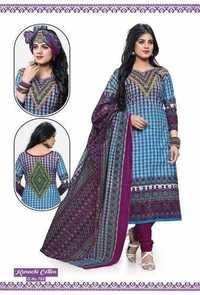 Latest Karachin Long Cotton Dress