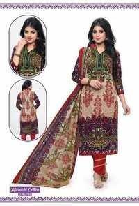 Karachi Cotton Salwar Kameez