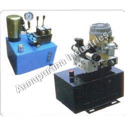 Hyd. Power Pack 1and 2