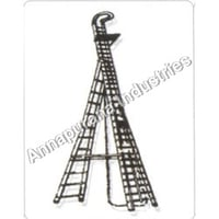 Self Supporting Aluminum Ladder
