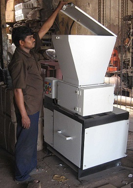 Biomedical Waste Shredder
