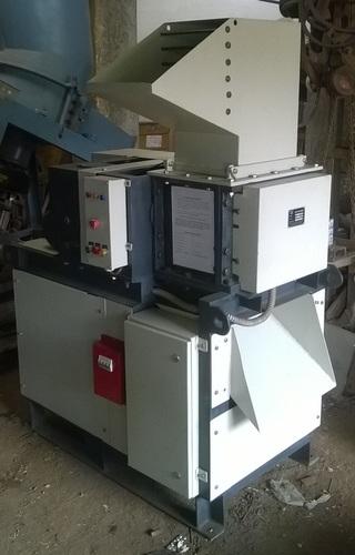 Electronic Waste Shredders