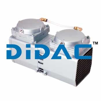 Two Stage Oil Less Vacuum Pump