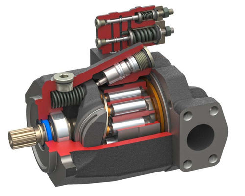 Displacement Piston Pump Repair