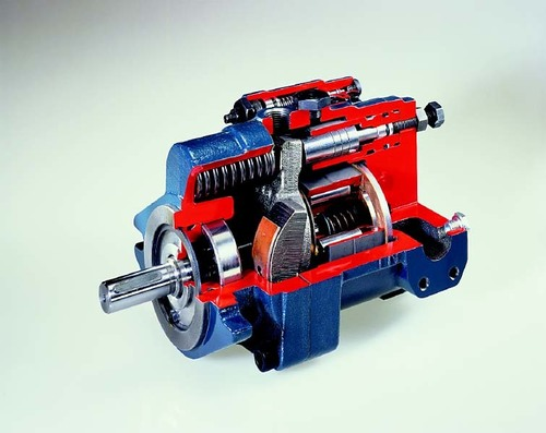 Displacement Hydraulic Piston Pump Repair