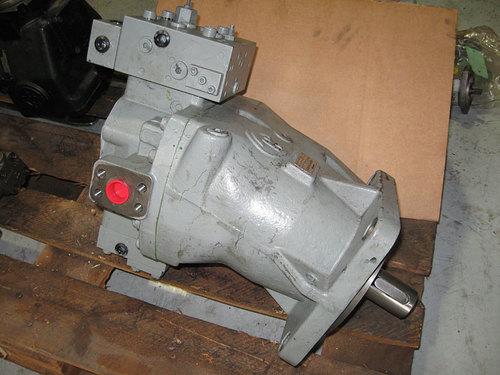 Uchida hydraulic pump Repair
