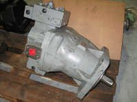 Uchida hydraulic pump Repair