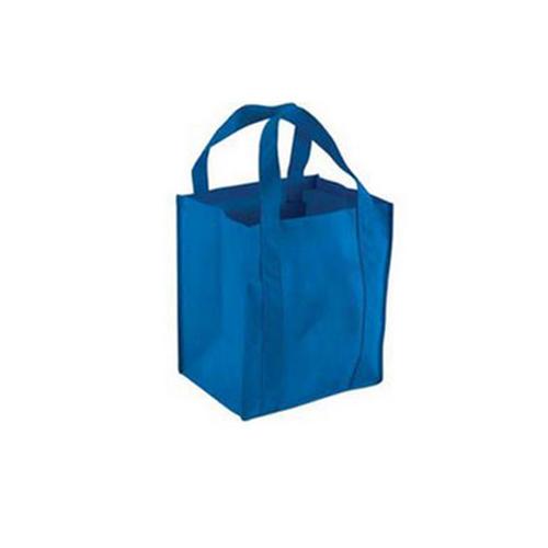 Non Woven Blue Bag