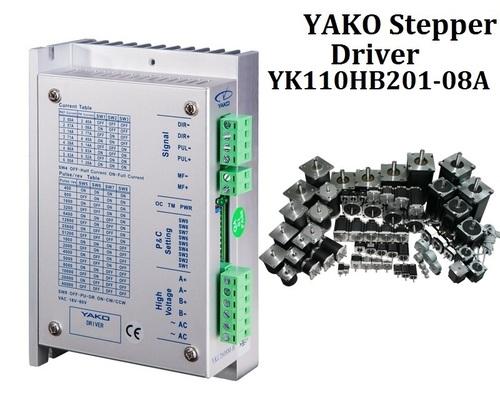 YK110HB201-08A Stepper Motor