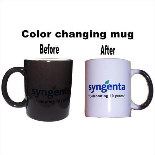 Color Changing Coffee Mug