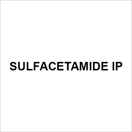 Sulfacetamide IP