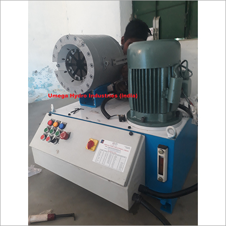 Hydraulic Pipe Hose Crimping Machine