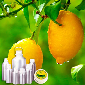 Lemon Oil Certified Organic