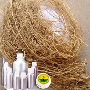 Vetiver Oil Certified Organic