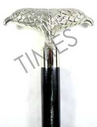 Nautical Brass Eagle Handle Walking Stick