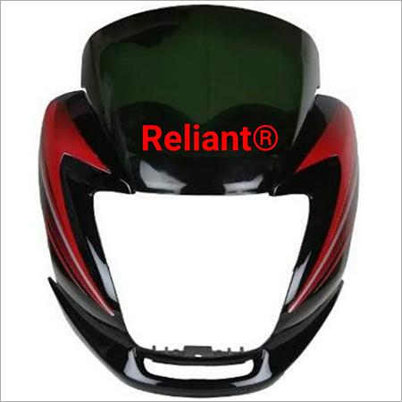 MOTORCYCLE HEADLIGHT VISOR