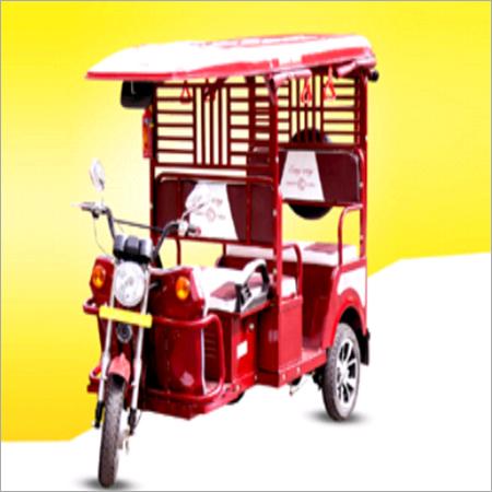 5 Seater E Rickshaw