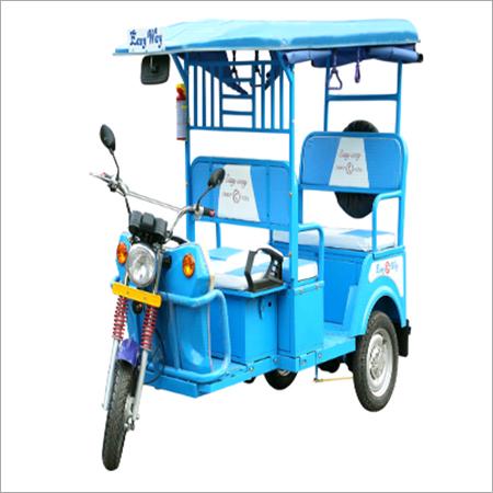9 Seater E Rickshaw