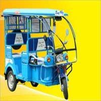 E Rickshaw manufacturer