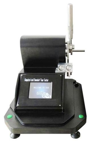 Computerized Elmendorf Tear Tester