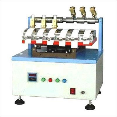 Rubbing Fastness (Gakushin) Tester - Gakushin type rubbing & Color Fastness Tester