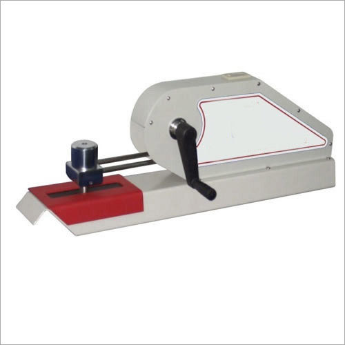 Crock Meter - Crockmeter - dry or wet rubbing Crockmeter