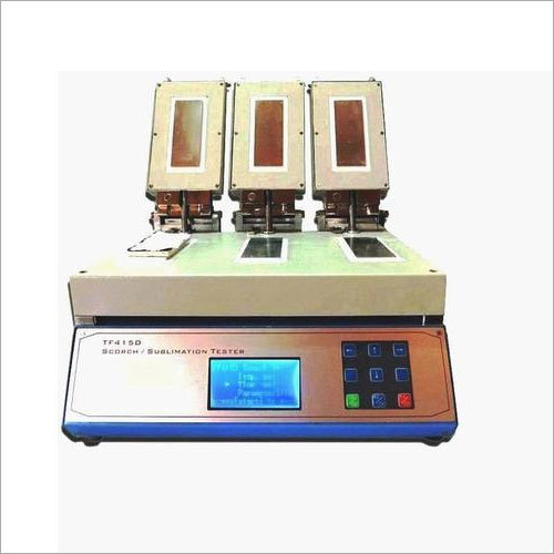 Sublimation Fastness Tester - Scorch Tester