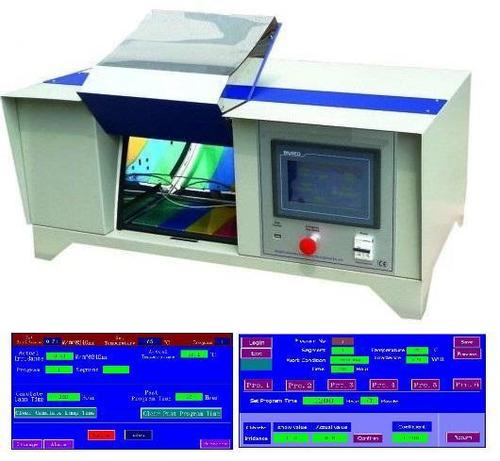 Xenon Light Fastness Tester - Color Fastness Tester
