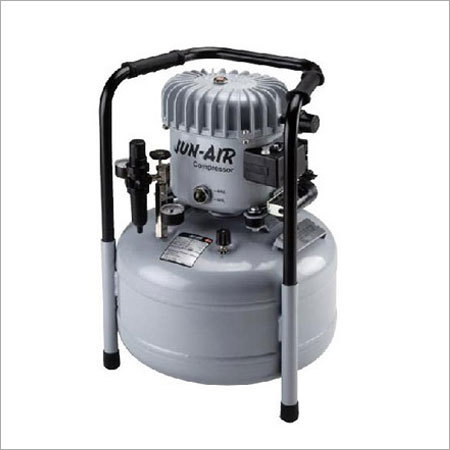 Silent Laboratory Air Compressor