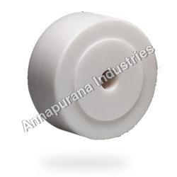 UHMW HDPE Flat Wheels