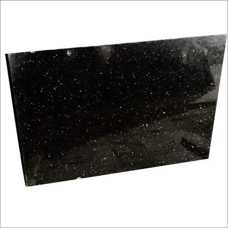 Absolute Black Galaxy Granite