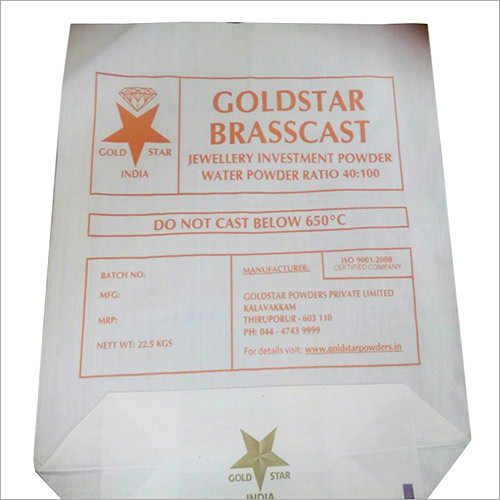 Ad Star Block Bottom Pasted Bag in Mumbai,Ad Star Block Bottom