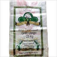 Transparent Bopp Printed Bag