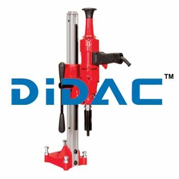 Core Drill With Base Stand