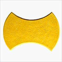Round Dumble Interlocking Paver (Color Yellow)