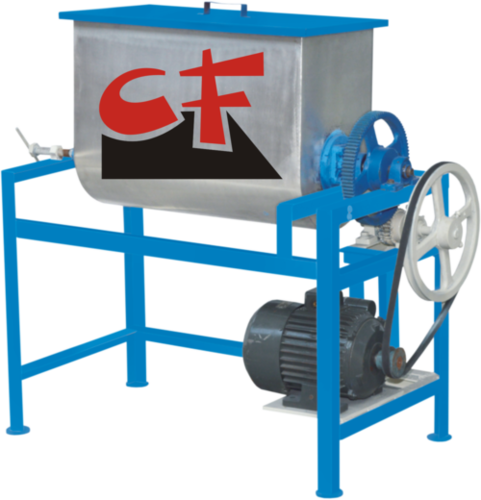 Agrabatti Powder Mixer Machine