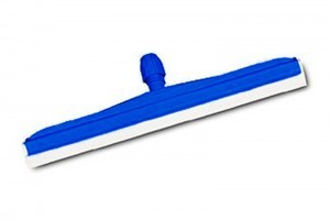 Floor Wiper With White Rubber