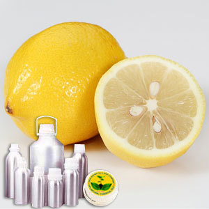 Wildcrafted Lemon Oil