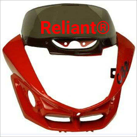 TWO WHEELER VISOR